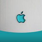 Original iMac iPhone case - Bondi blue by GreenSpeed