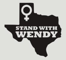 Stand With Wendy T ShirtS by cerenimo
