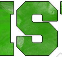 michigan state university msu Sticker