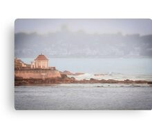 Newport, Rhode Island Coastline Canvas Print