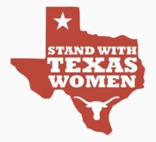 Stand With Texas Women T Shirts by cerenimo
