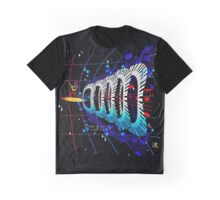 Harmonic Wave Graphic T-Shirt
