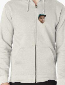 Earl Sweatshirt Left Chest Zipped Hoodie