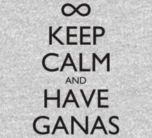 Keep Calm and Have Ganas by olmosperfect