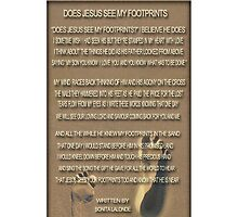 ❤ † ❤ † DOES JESUS SEE MY FOOTPRINTS IPHONE CASE ❤ † ❤ † by ✿✿ Bonita ✿✿ ђєℓℓσ