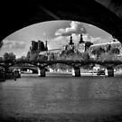 Down by the Seine by KarenLindale