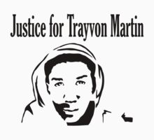 Justice For Trayvon Martin T Shirts by cerenimo