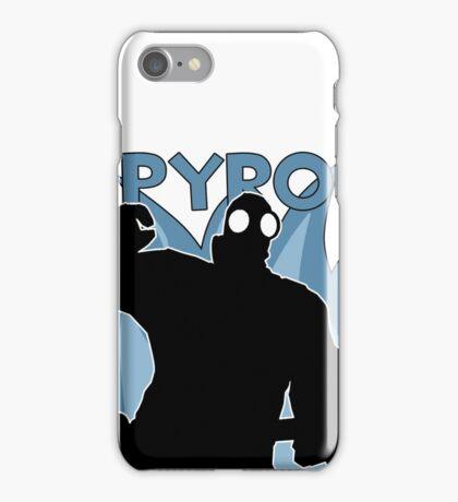 BLU Pyro - Team Fortress 2 iPhone Case/Skin