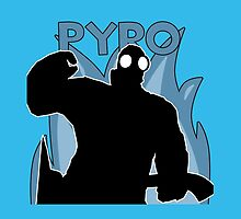 BLU Pyro - Team Fortress 2 by TinglePringle