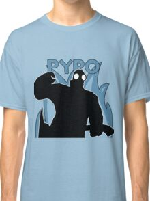 BLU Pyro - Team Fortress 2 Classic T-Shirt