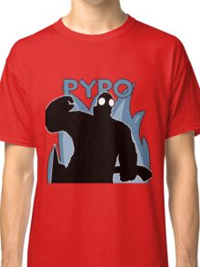 BLU Pyro - Team Fortress 2 Classic T-Shirt