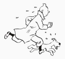 Tintin by ndw1010