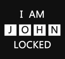 I AM JOHNLOCKED  by slitheenplanet
