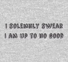 I solemnly swear that I am up to no good - Harry Potter Kids Clothes