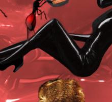 ✿♥‿♥✿WORKER ANTS PREPARING BREAKFAST FOR QUEEN ANT TEE SHIRT ✿♥‿♥✿ Sticker