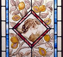 Pomegranate window by SteveCriz