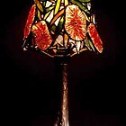 Bottlebrush lampshade by SteveCriz