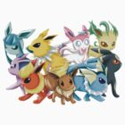 Eeveelution 2013 by PoisonicPen