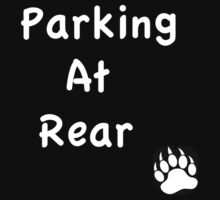 Parking at Rear by Naughtycub