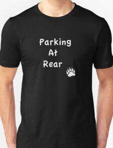 Parking at Rear Unisex T-Shirt