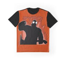 RED Pyro - Team Fortress 2 Graphic T-Shirt