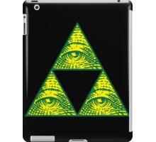 THE LEGEND OF ZELDA ILUMINATI  iPad Case/Skin