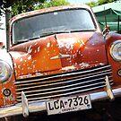 Classic car by DianaC