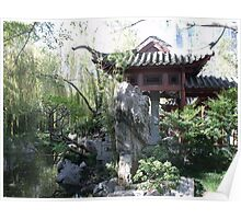 Chinese Gardens Poster