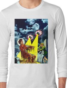 Self Portrait with Eyes Long Sleeve T-Shirt