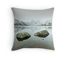 Those Rocks Throw Pillow