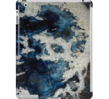 Ecume de verre B iPad Case/Skin