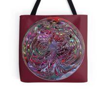 Watery Ball Tote Bag