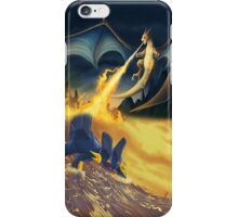 Charizard & Swampert iPhone Case/Skin