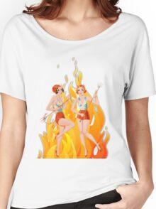 Hell's Belles! Women's Relaxed Fit T-Shirt