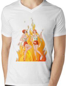 Hell's Belles! Mens V-Neck T-Shirt