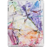 Plan for Underwater City iPad Case/Skin