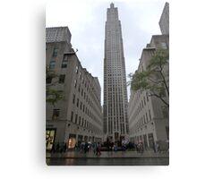 NYC Skyscraper Metal Print