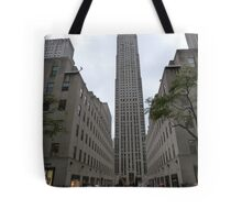 NYC Skyscraper Tote Bag