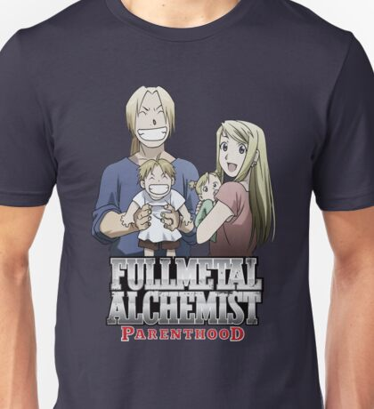 Fullmetal Alchemist Parenthood Unisex T-Shirt