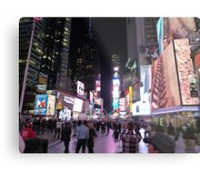 Times Square, NYC Metal Print