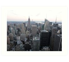 NYC View Art Print