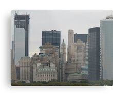 NYC Skyscrapers Metal Print