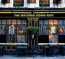 The Watered Down Pint by DavidHornchurch