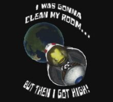 Kerbal getting high! by RevellutioN