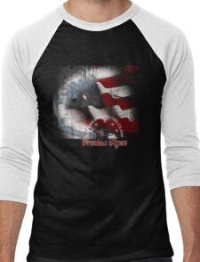 american flyer Men's Baseball ¾ T-Shirt