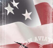 american flyer Sticker