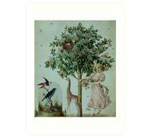 Mary Mary Art Print