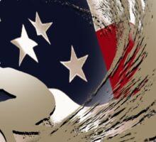 american surf Sticker