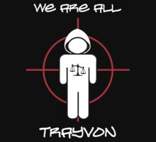 We Are All Trayvon Kids Clothes