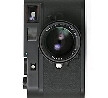 Classic Leica Rangefinder IPhone Case by thonghj